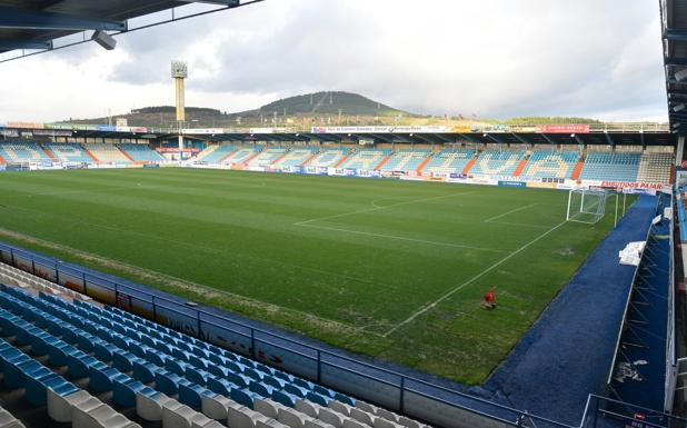 Estadio Municipal de El Toralín.
