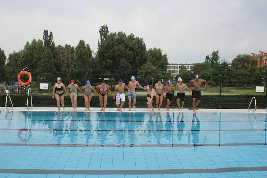 Nueva piscina en eras de renueva leonoticias for Piscinas ponferrada