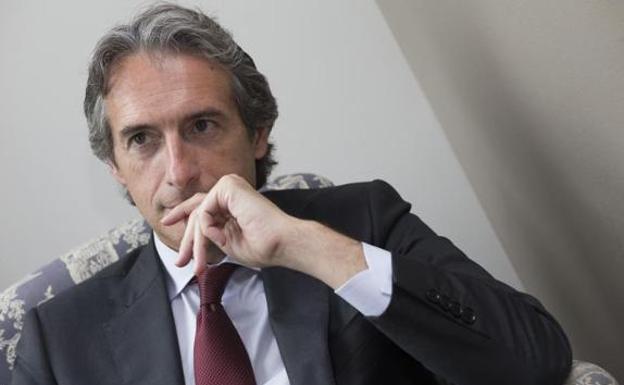 Íñigo de la Serna, ministro de Fomento.