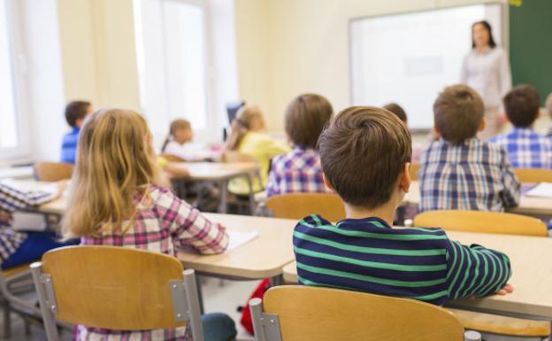 Educación planea una norma para afrontar la segregación étnica en más de 20 colegios de la Comunidad