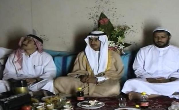 Hijo de Osama bin Laden se casa con hija de terrorista del 11-S