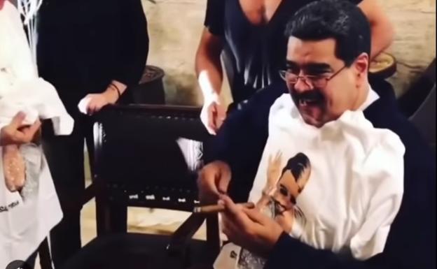 El millonario banquete de Maduro en Estambul que indigna a Venezuela