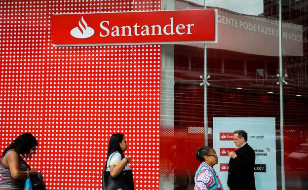 Banco Santander termina acuerdo con Allianz