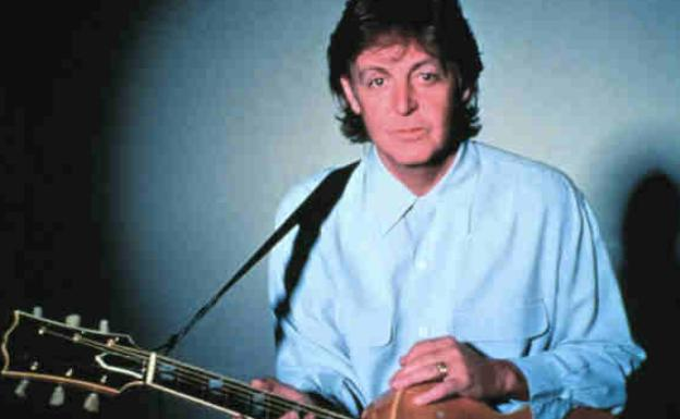 Paul McCartney trabaja en su primer musical para teatro