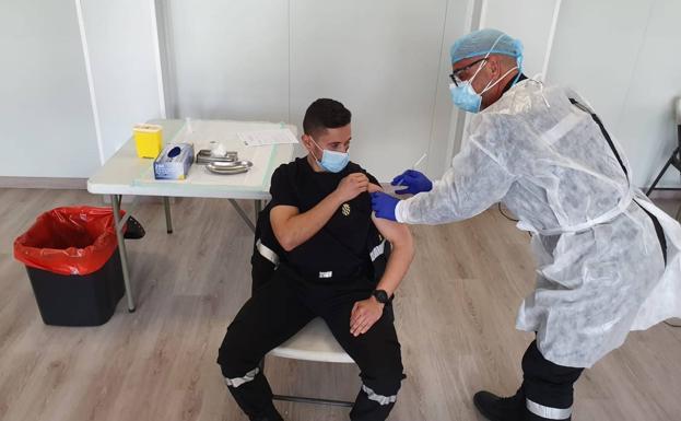 En febrero, más de un millón de vacunas contra la COVID-19