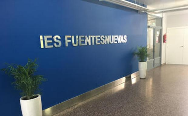 Instituto de Educación Secundaria de Fuentesnuevas. /
