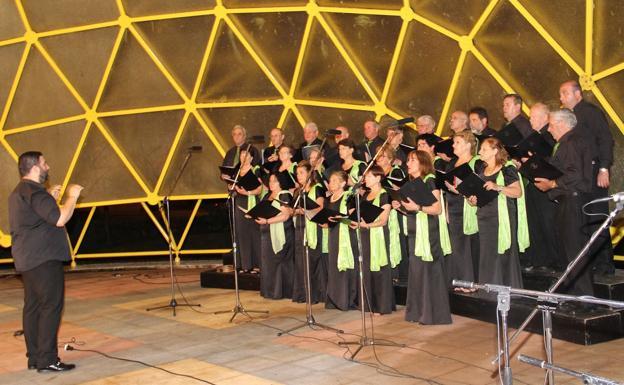 La Catedral acoge un recital del ciclo 'Coro maltés cantado