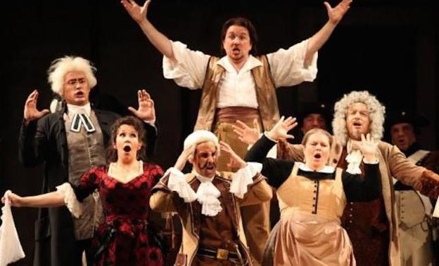 El Bergidum De Ponferrada Recupera La Opera De La Mano De Rossini Y