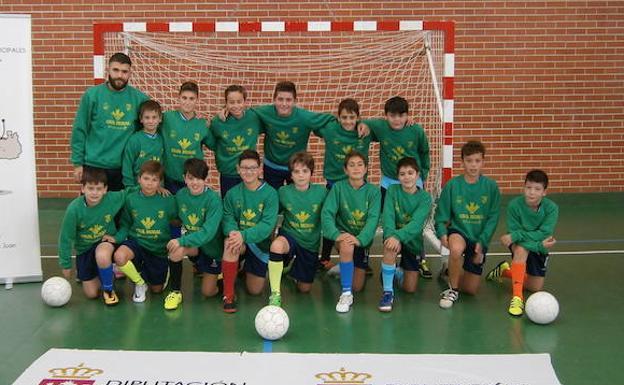 Más de 300 alumnos se inscriben en las Escuelas Deportivas de Valencia de  Don Juan 10f354fa068ae