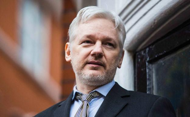 Julian Assange./Efe