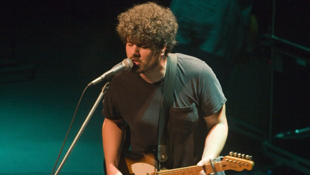 Richard Swift, durante un cocinerto. /EFE