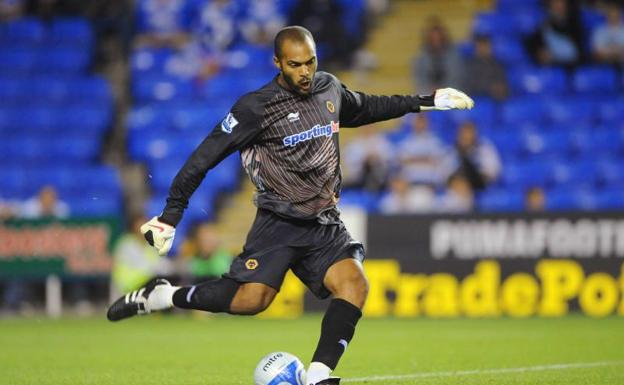 Carl Ikeme. /Henry Browne (Reuters)