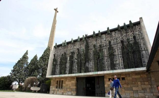 Santuario de la Virgen del Camino./