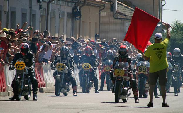 Circuito La Bañeza : La bañeza siente la gasolina leonoticias