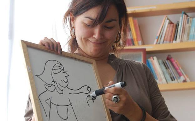 Isabel Benito, protagonista del Cuentacuentos del Musac con «Cuentos con  corona»   Leonoticias
