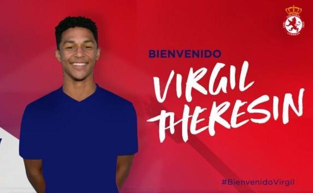 Virgil Theresin, nuevo jugador de la Cultural y Deportiva