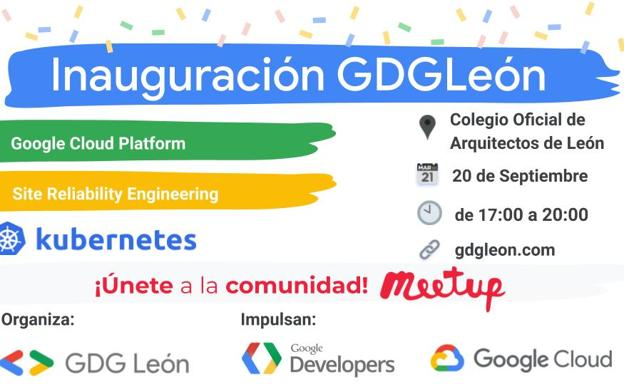 Google Developers Group comienza en León