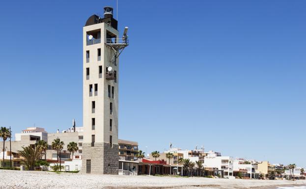 Faro de Nules, en Castellón.