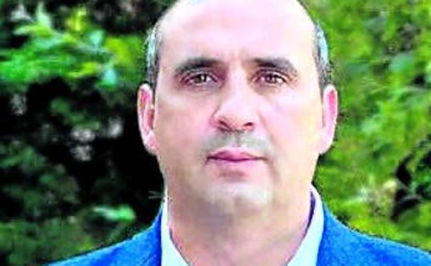 Mario Celdrán, vicepresidente de Phi4tech, la empresa de la fábrica de baterías de Badajoz.