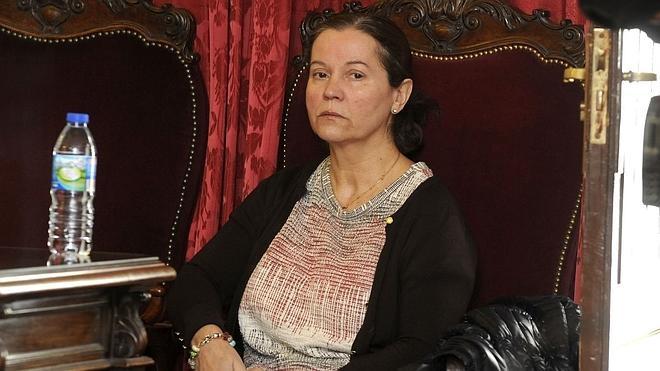 Montserrat al llegar a prisión: «Dios pondrá a cada uno en su sitio» |  Leonoticias