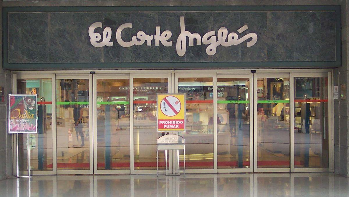 54d41c59038 Los escaparates de El Corte Inglés cobrarán vida con modelos de ...
